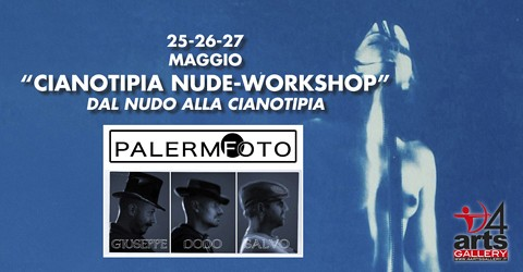 Cianotipia Nude-Workshop